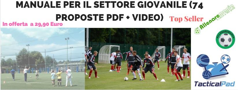 MANUALE PER IL SETTORE GIOVANILE (PDF + VIDEO)