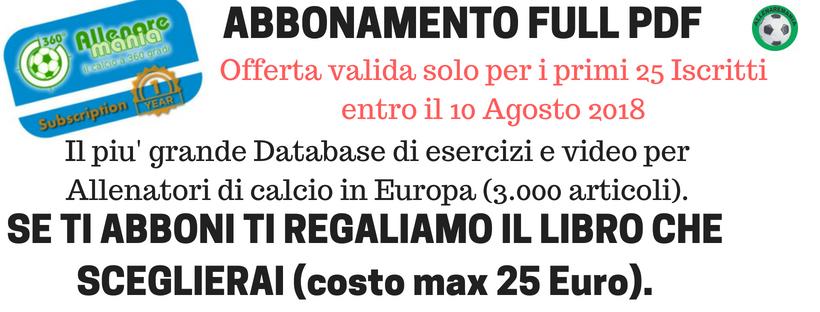 ABBONAMENTO FULL PDF