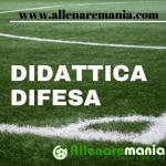 ESERCITAZIONI/DIDATTICA DIFESA