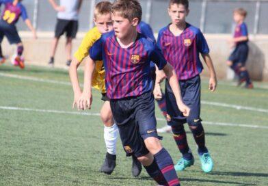 I giochi di conduzione nella Scuola Calcio