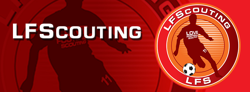 football manager talent scout LOGO