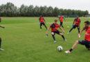 Settore giovanile: Esercitazione tecnico-tattica con situazione di 4 vs 3 (video)